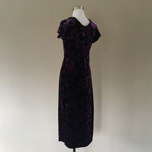 LIMITED TOO Girls Size 16 Purple Pullover DRESS